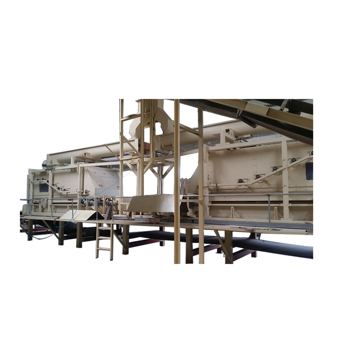 Particle Board Forming Machine
